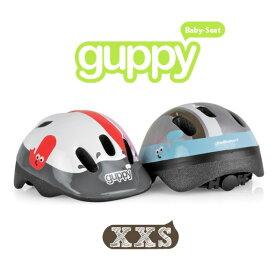 BABY HELMET Guppy XXS(子供用ヘルメット、自転車)Polisport(ポリスポート グッピー)