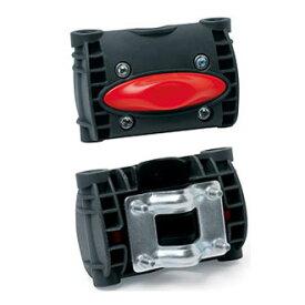 QST Frame Fixing Holder QST用 フレーム取り付けホルダー(ビルビーQST、ワラローQST専用)自転車 チャイルドシート(子供乗せ) Polisport(ポリスポート)