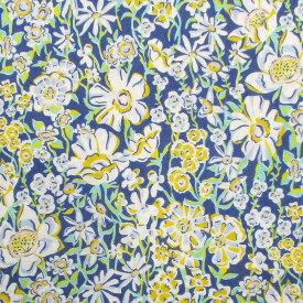 リバティ 生地 White Garden ホワイトガーデン 19-3639114-TDD-19CT  【数量×50cm単位】 リバティプリント タナローン LIBERTY