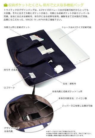 トレビュアー500シリーズ薄型LEDA3トレース台トレビュアーデザインバッグ