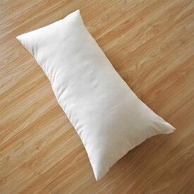 ヌードボディピロー ロングピロー カバーリング用抱きまくら 抱き枕 シリコンわた使用 ガワサイズ約43×90cm ウォッシャブル まる洗いOK