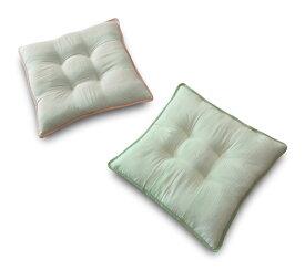インド綿 シートクッション カルール 綿100% ガワサイズ約45×45cm 処分品 アウトレット
