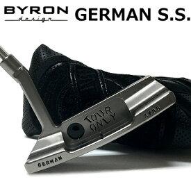 【営業日16時迄なら当日発送】【送料無料】バイロンデザイン GSS ツアーオンリー 370G シャンペーンブラック仕上げ