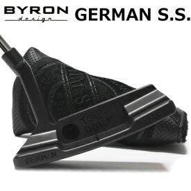 【送料無料】 バイロンデザイン GSS ツアーオンリー 370G ステルスグレー仕上げ