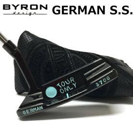 NEW! 【送料無料】バイロンデザイン GSS アンサー2 ツアーオンリー 370G ダイヤモンドブラック仕上げ