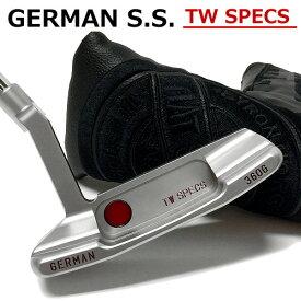 入荷しました・在庫あり【限定生産】NEW!GERMAN S.S. 360G TW SPECS