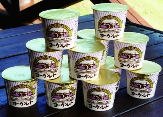 【まきばの館 ミルク&ハム工房】ヨーグルトセット 12個入【桃太郎市場】【クール便】