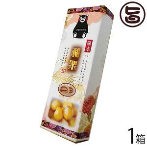 イソップ製菓 熊本和栗あん巻 細箱×1箱 熊本 土産 熊本土産 条件付き送料無料