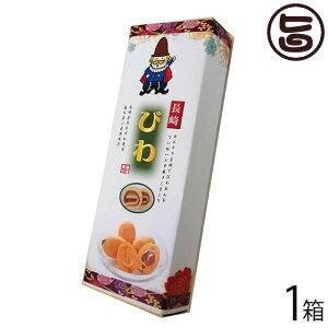イソップ製菓 長崎茂木びわあん巻 細箱×1箱 熊本 土産 熊本土産 条件付き送料無料