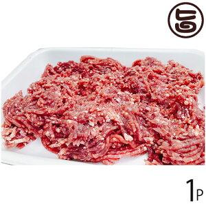 泰阜村ジビエ加工組合 鹿肉 ミンチ 500g×1P 長野県 土産 南信州産 シカ肉 天然国産鹿肉 条件付き送料無料