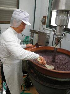 【送料無料】 餡職人の作る美味しいあんもち北海道産あずき100%。水ようかん小倉箱入(24個入)贈答に人気