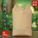 丹後コシヒカリ(5kg)<特別栽培米> 西日本最多の特Aを取る丹後こしひかり! 送料無料【丹後王国】