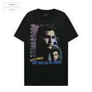 MODERNMAN(モダンマン)NICOLASGHESQUIERECHEMISEDEVISITET-SHIRT(BLACK)[Tシャツ/バンド/ツアー/ルイヴィトン/UNISEX][ブラック]
