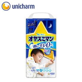 オヤスミマン 男の子用 Lサイズ 9〜14kg 30枚 ユニ・チャーム公式ショップ