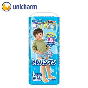 トレパンマン 男の子用ビッグ32枚(12〜22kg) ユニ・チャーム公式ショップ