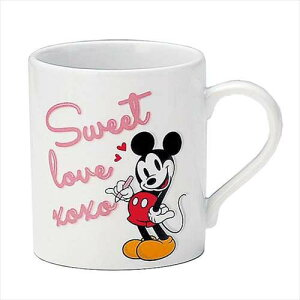 ミッキーマウス キャンディハウスマグ/Sweet Love