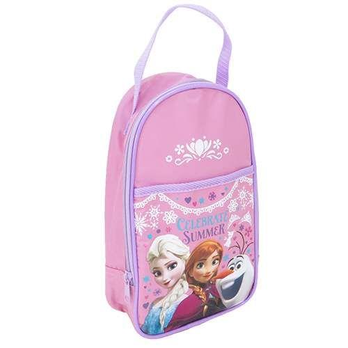 【新生活・新学期】アナと雪の女王 キッズ シューズバッグ アナと雪の女王 キッズ シューズバッグ