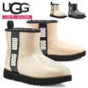 アグ UGG シューズ ブーツ CLASSIC CLEAR MINI クラシック クリア ミニ ムートン シープスキン 正規品 レディース 新…