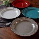 クリスマス ラフィネ 23.5cmリムプレート ホワイト/ブルー/レッド/グレー ミート皿 デザート皿 ケーキ 皿 お皿 ヴィンテージ クラシック 食器 レトロ アンティーク 白 青 赤 グレー 水色 おしゃれ ビンテージ ランチ カフェ 古めかしい