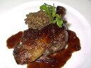 フランス産バルバリー合鴨のコンフィレンズ豆の煮込み添え