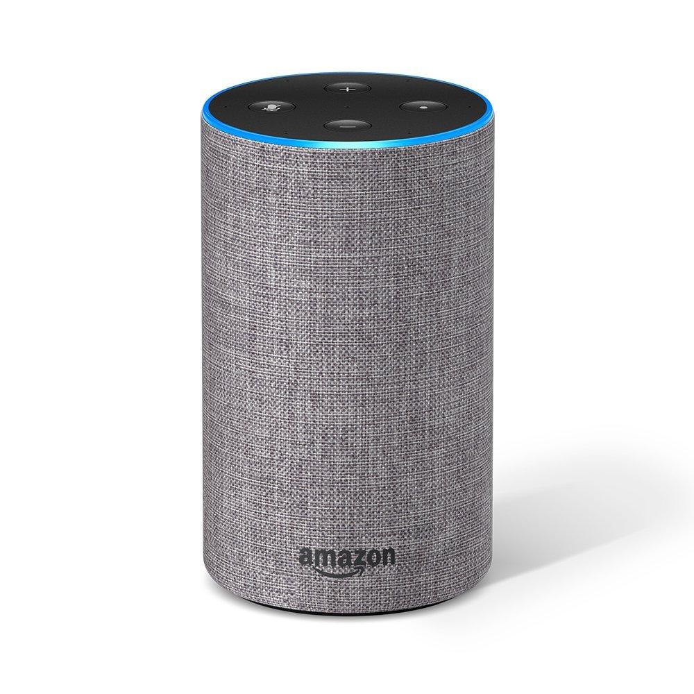 Amazon(アマゾン) Echo エコー ヘザーグレー(ファブリック)