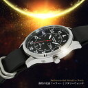電波ソーラー腕時計 メンズ ソーラー電波時計 ソーラー 電波 腕時計 【ラドウェザー LAD WEATHER】 ミリタリーウォッ…