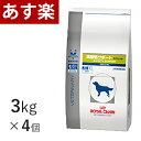 【16時まであす楽対応】 ロイヤルカナン 犬用 満腹感サポート スペシャル 3kg×4個 療法食 犬 ペット フード 【正規品】