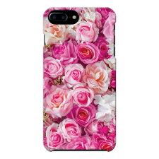 iPhone8Plus/iPhone7Plus用スマホケース写真花柄mod07花綺麗可愛いプレゼントブーケフラワー花束ボタニカルガーリー