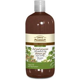 グリーンファーマシー Elfa Pharm Green Pharmacy Shower Gel シャワージェル Argan Oil&Figs