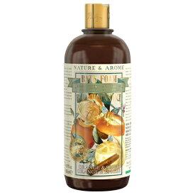 RUDY Nature&Arome Apothecary Bath & Shower Gel バス&シャワージェル Orange & Spice オレンジ&スパイス