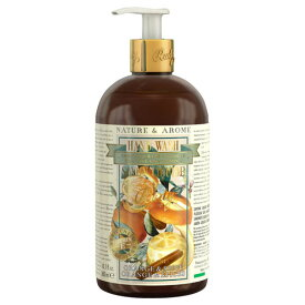 ルディ RUDY ハンドウォッシュ オレンジ&スパイス RUDY Nature&Arome Apothecary Hand Wash アポセカリー 30903012 ハンドソープ