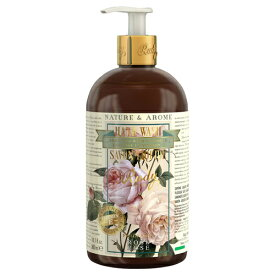 ルディ RUDY ハンドウォッシュ ローズ RUDY Nature&Arome Apothecary Hand Wash アポセカリー Rose ハンドソープ 30903016