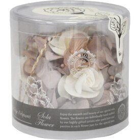 ソラフラワー Sola Flower Sphere スフィア Precious Rose プレシャスローズ 25001031