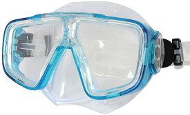 YASUDA(ヤスダ) パラダイス iカラーブルー YD-370 ダイビング 水中マスク