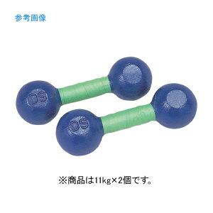 DANNO ダンノ 鉄アレー 11kg D-816 家トレ 【代引不可】