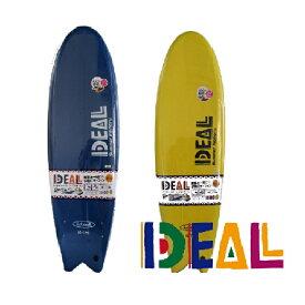 "IDEAL SURF SOFTBOARD 5'10"" 176cm アイディールサーフ ソフトボード サーフィン (代引き不可)【店頭受取不可】【離島不可】"
