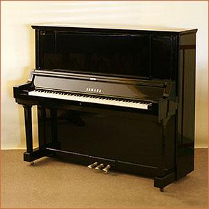 【中古】YAMAHA-ヤマハ・アップライトピアノ YUA