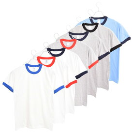 GILDAN(ギルダン) アダルトリンガー Tシャツ (5.3オンス) (76600)【あす楽対応】