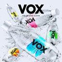 【365日出荷】VOX 強炭酸水 500ml×24本 送料無料 世界最高レベルの炭酸充填量5.0 軟水 スパークリングウォーター 選べる5種類(ストレート・シリ...