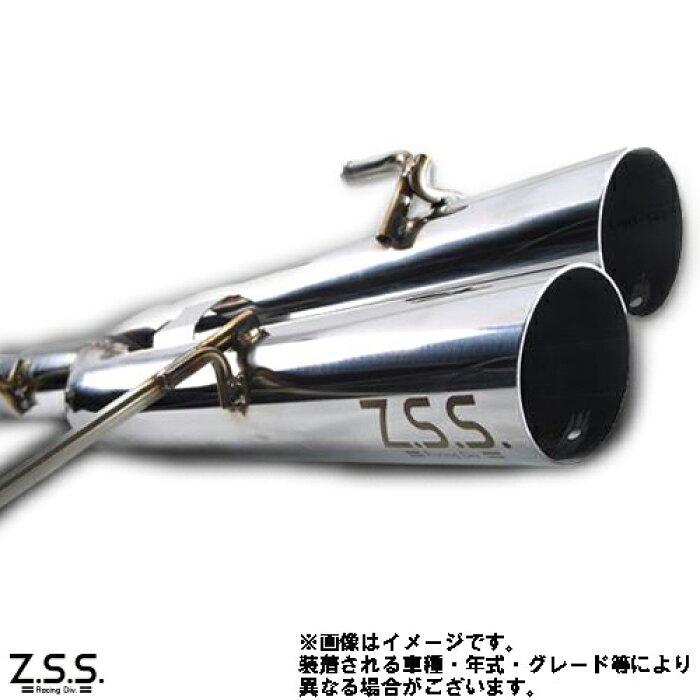 Z.S.S.S15シルビアSILVIAZSSマフラーAttack-STW直管ダブルオールステンカー用品自動車パーツ