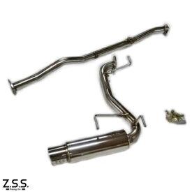 Z.S.S. Attack-ST 砲弾 マフラー NA6CE NA8C ユーノス ロードスター オールステンレス素材 ZSS