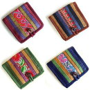 モン族財布手刺繍二つ折り財布ミャオ族