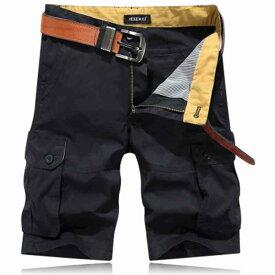 ハーフパンツ メンズ ショートパンツ 膝下 おしゃれ ブランド 短パン ショーパン スポーツ 海 大きいサイズ 夏 セール