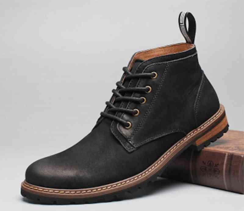 ウォーキングシューズ レザーシューズ ブーツ 本革靴 メンズ 軽量 春 夏 秋 冬 ビジネス 軽い 黒 スニーカー e cm shs-1037 【予約商品】