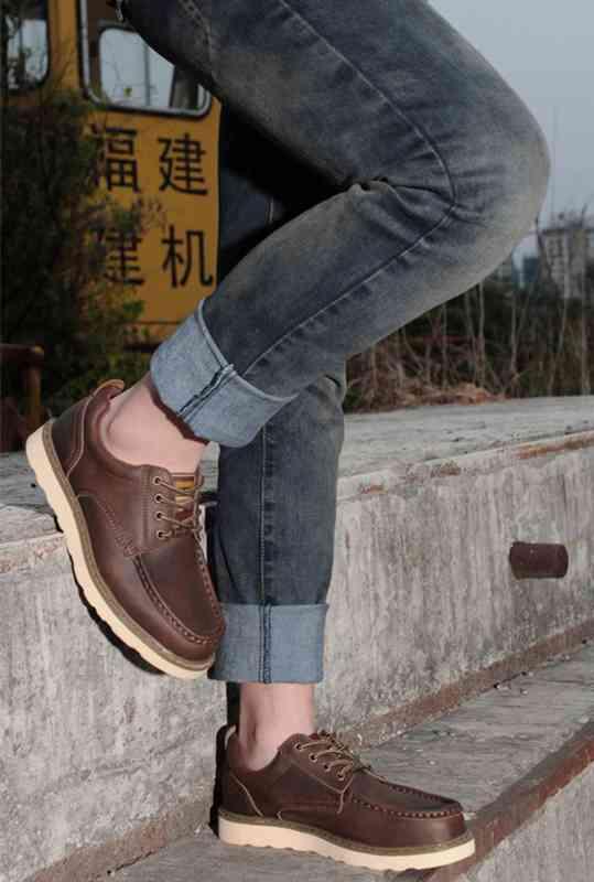 ウォーキングシューズ ブーツ 本革靴 メンズ レザーシューズ 軽量 春 夏 秋 冬 ビジネス 軽い 黒 スニーカー e cm shs-370 【予約商品】