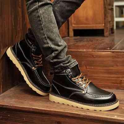 ウォーキングシューズ ブーツ メンズ 革靴 ビジネス 黒 e 夏 スニーカー レザーシューズ 春 軽量 冬 cm 秋 軽い 予約商品