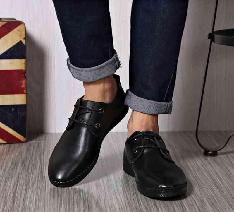 ウォーキングシューズ ブーツ メンズ レザーシューズ 革靴 軽量 春 夏 秋 冬 ビジネス 軽い 黒 スニーカー e cm shs-423 【予約商品】