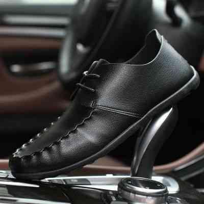 ウォーキングシューズ ブーツ メンズ レザーシューズ 革靴 軽量 春 夏 秋 冬 ビジネス 軽い 黒 スニーカー e cm shs-60 【予約商品】