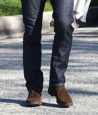 ウォーキングシューズ ブーツ メンズ レザーシューズ 革靴 軽量 春 夏 秋 冬 ビジネス 軽い 黒 スニーカー e cm shs-617 【予約商品】