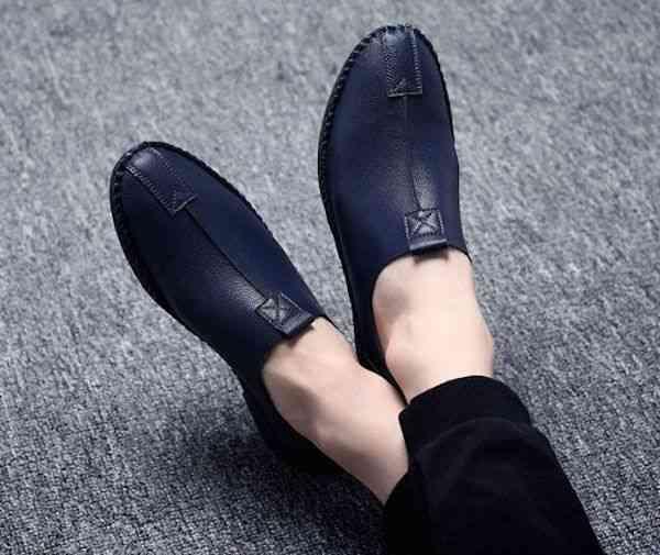 ウォーキングシューズ ブーツ メンズ 軽量 レザーシューズ 革靴 春 夏 秋 冬 ビジネス 軽い 黒 スニーカー e cm shs-656 【予約商品】